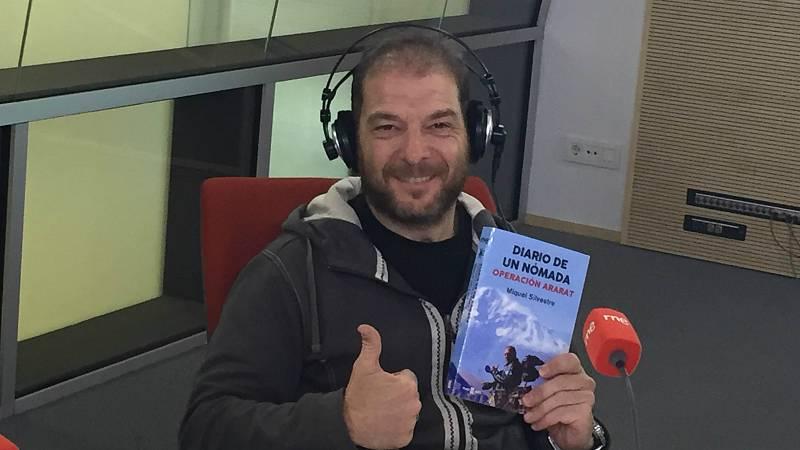 Las mañanas de RNE - Miquel Silvestre presenta 'Diario de un Nómada: Operación Ararat' - Escuchar ahora