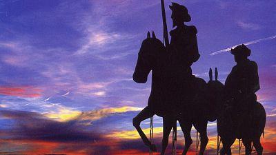 Memoria de delfín - Pasión por Cervantes, también en Memoria de delfín - 18/04/16 - escuchar ahora
