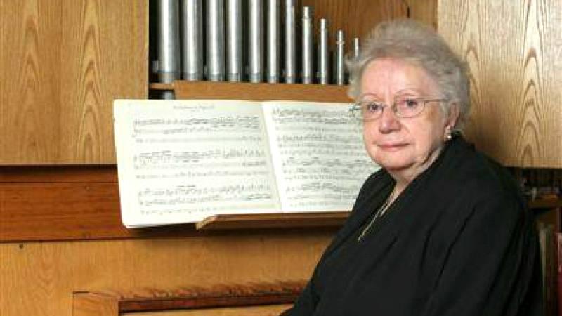 El órgano - Montserrat Torrent: 90 cumpleaños - 16/04/16 - escuchar ahora
