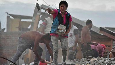 Ventana Ecuador - La Embajada de Ecuador en España se solidariza con las víctimas del terremoto - Escuchar ahora