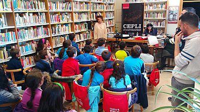 La estación azul de los niños - ¡Día del libro con Cervantes! - 23/04/16 - escuchar ahora