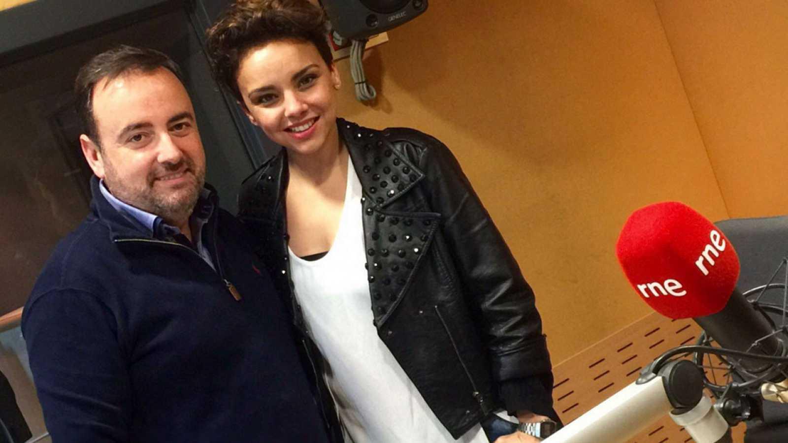 Metròpoli - Entrevista amb Chenoa