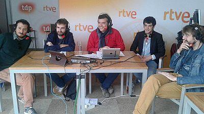Las mañanas de RNE - Manel, primera banda con tres números uno consecutivos con discos cantados en catalán - Escuchar ahora