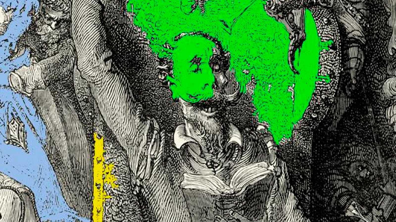 La hora del bocadillo - Bocadillo de Cervantes - 23/04/16 - escuchar ahora