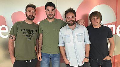 Las mañanas de RNE - Supersubmarina termina su 'El mañana tour' en Madrid - Escuchar ahora