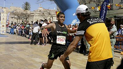 Reportajes emisoras - Melilla - Yamal Nasr, ganador de la IV Carrera Africana de la Legión - Escuchar ahora