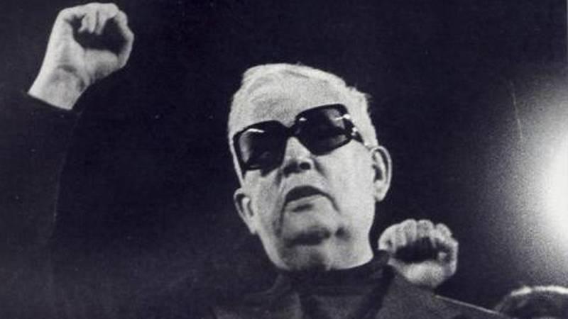 Documentos RNE - El Padre Llanos, entre Marx y el Evangelio - 07/05/16 - escuchar ahora