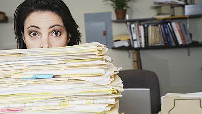 Diez minutos bien empleados - Estrés laboral, ¿amenaza invisible? - Escuchar ahora