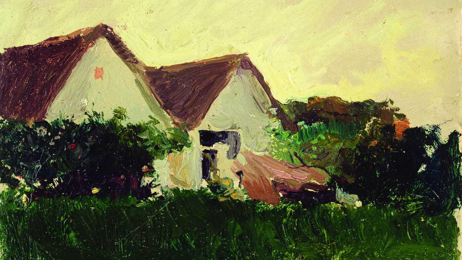 Punto de enlace - Paisajes de España en la exposición 'Sorolla, tierra adentro' - 09/05/16 - escuchar ahora