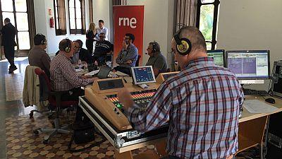 Especiales RNE - Radio 5, en Lorca en el 5º aniversario de los terremotos de 2011 - 11/05/16 - Escuchar ahora