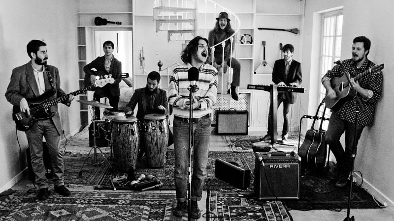 Het Sounds 13 Club Del Río - God only knows