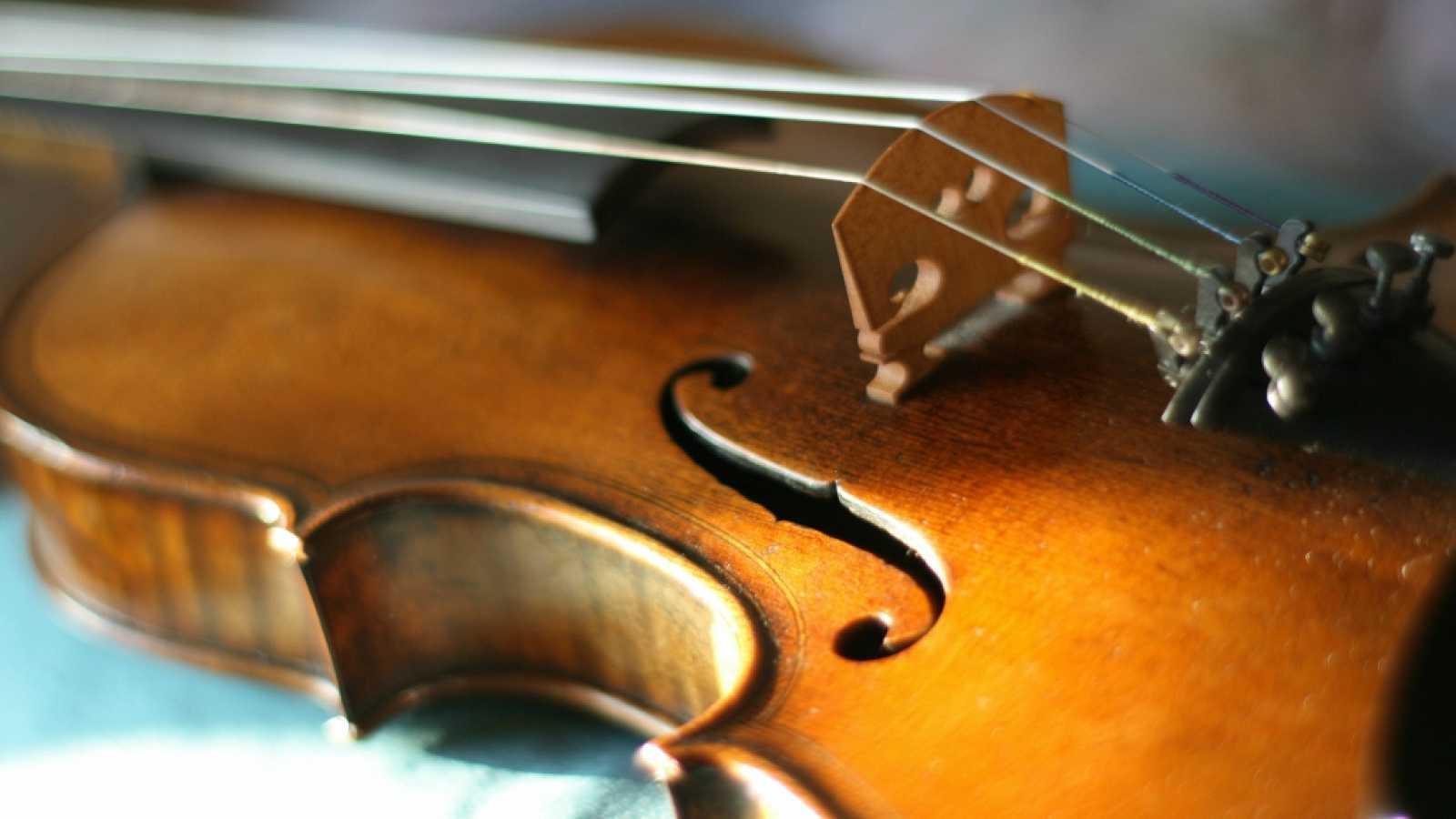 Fila cero - Festival Internacional de Música de Cámara Joaquín Turina (2) - 16/05/16 - escuchar ahora