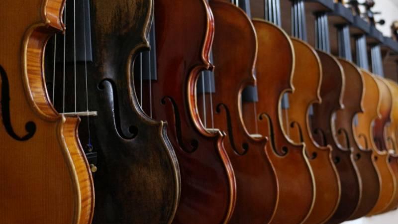 Fila cero - Festival Internacional de Música de Cámara Joaquín Turina (3) - 17/05/16 - escuchar ahora