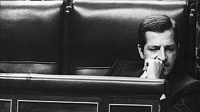España vuelta y vuelta - Emilio Contreras publica 'Suárez, acoso y derribo' - Escuchar ahora