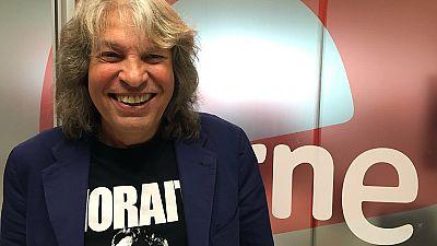 Las mañanas de RNE - José Merce presenta su disco de duetos 'Doy la cara' - Escuchar ahora
