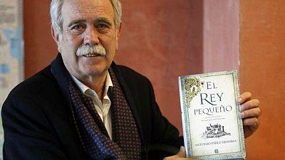 España vuelta y vuelta - Antonio Pérez Henares vuelve a la Edad Media con 'El rey pequeño' - Escuchar ahora