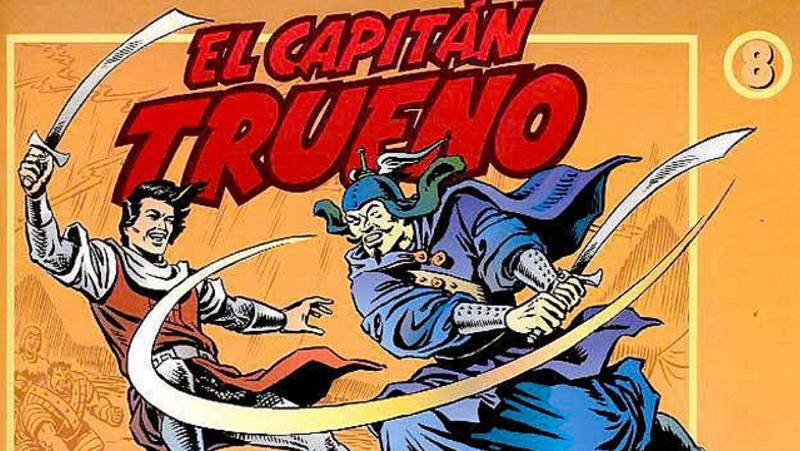 Sesenta años del capitán Trueno. Escuchar ahora