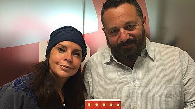 Las mañanas de RNE - María Díaz y Pepón Nieto presentan 'La guía gastrocómica' - Escuchar ahora