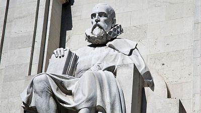 Punto de enlace en Radio 5 - Biblioteca Virtual Miguel de Cervantes - Escuchar ahora