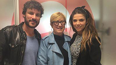 Las mañanas de RNE - Juana Acosta y Daniel Grao protagonizan el thriller de Helena Taberna 'Acantilado' - Escuchar ahora
