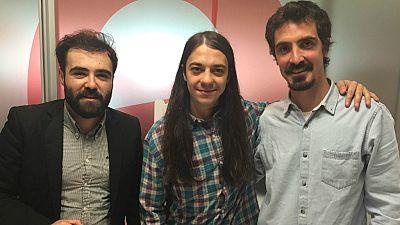 """Las mañanas de RNE - Alberto & García: """"El disco es la banda sonora del documental, temas no se entenderían sin verlo"""" - Escuchar ahora"""