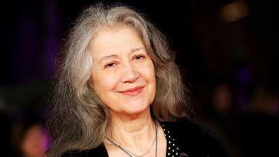 La hora azul - Marta Argerich, 75 años - 06/06/16 - escuchar ahora