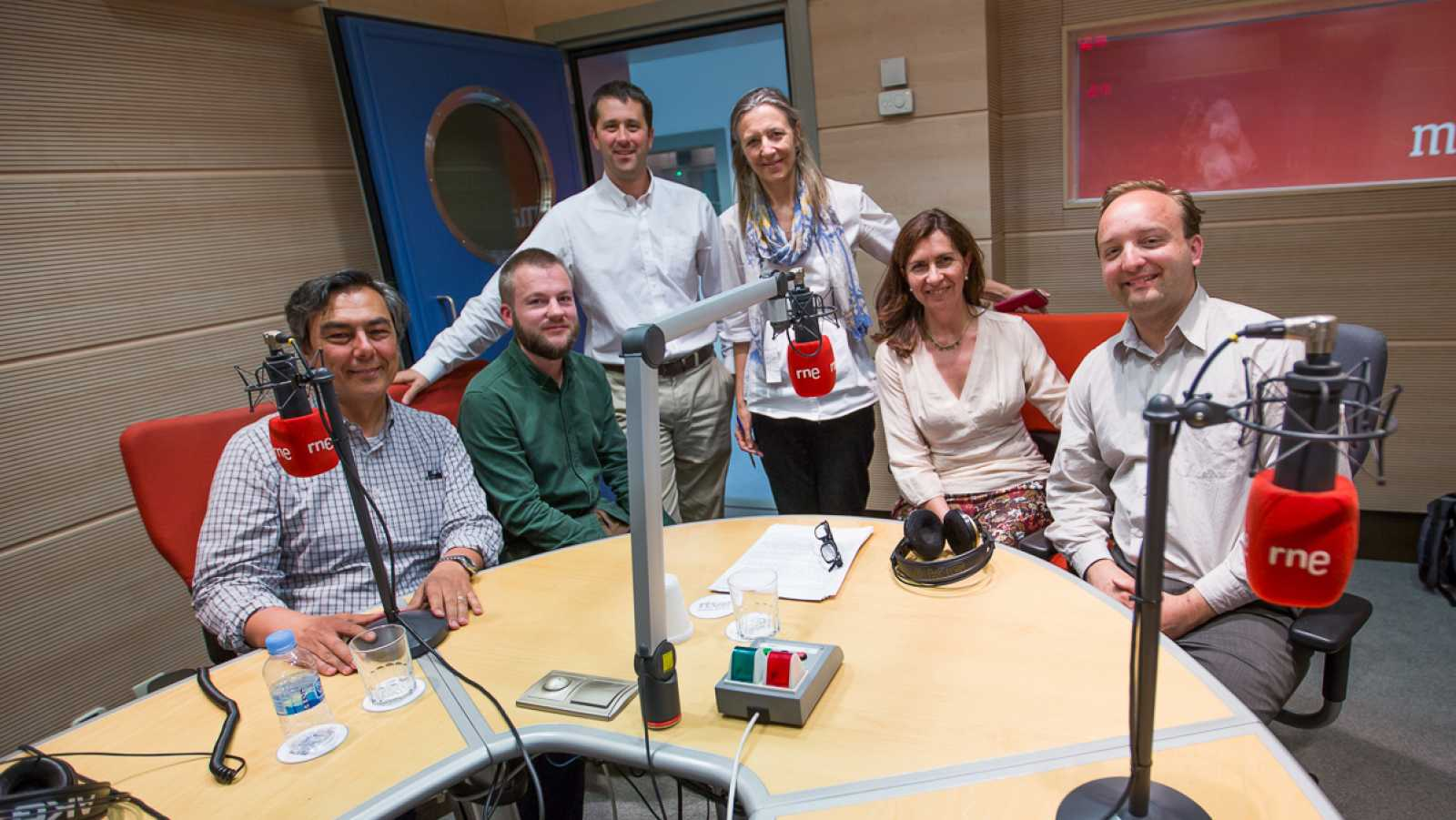 English language broadcast - John Dos Passos & José Robles Pazo - 08/06/16 - escuchar ahora