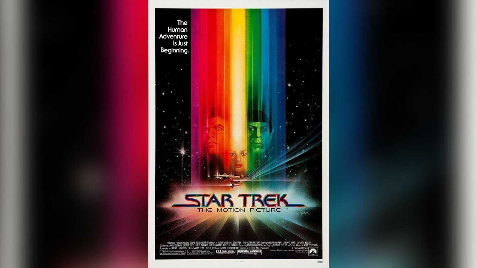 Ciencia y acción - Star Trek, la película (Robert Wise, 1979) - 06/10/16 - escuchar ahora