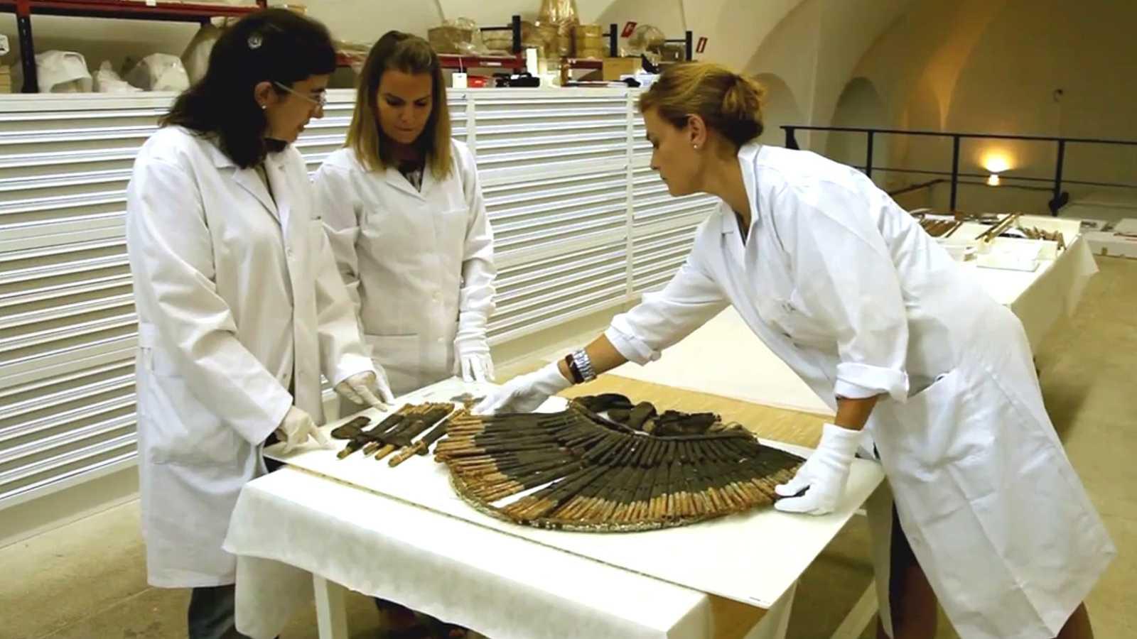 América hoy - La importancia de la conservación y restauración en los museos - 20/06/16 - escuchar ahora