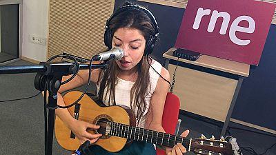 """Las Mañanas de RNE - Soleá Morente presenta su disco debut """"Tendrá que haber un camino"""" - Escuchar ahora"""