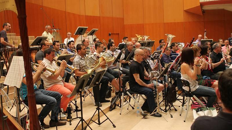 Estudio 206 - Banda Sinfónica Municipal de Madrid - 24/06/16 - escuchar ahora