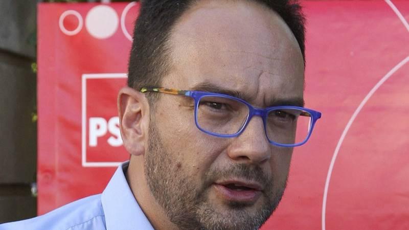 """Las mañanas de RNE - Antonio Hernando (PSOE): """"La pelota está en el tejado del PP"""" - Escuchar ahora"""