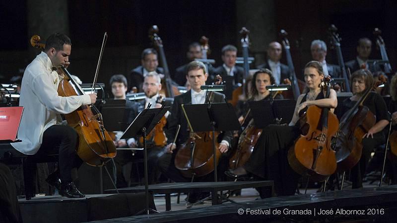 Fila cero - Festival Internacional de Música y Danza de Granada - 25/06/16 - escuchar ahora