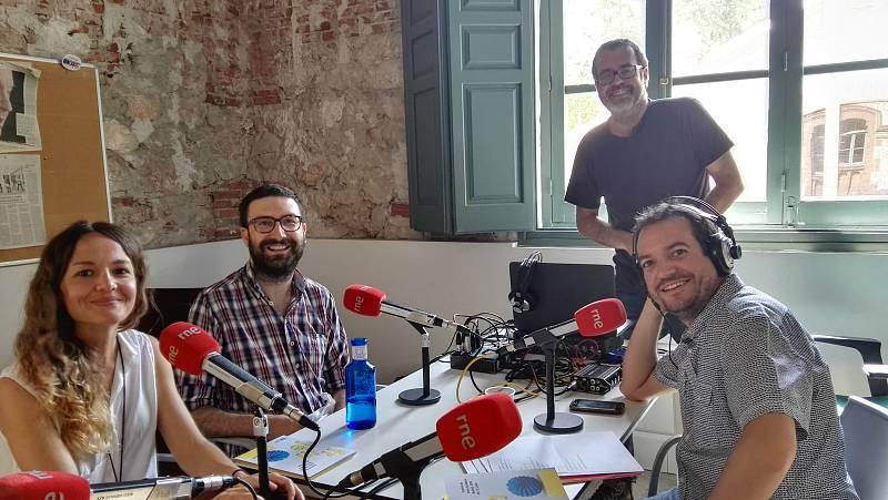 La sala - Bien manchados de amarillo: Frinje Madrid - 02/07/16 - escuchar ahora