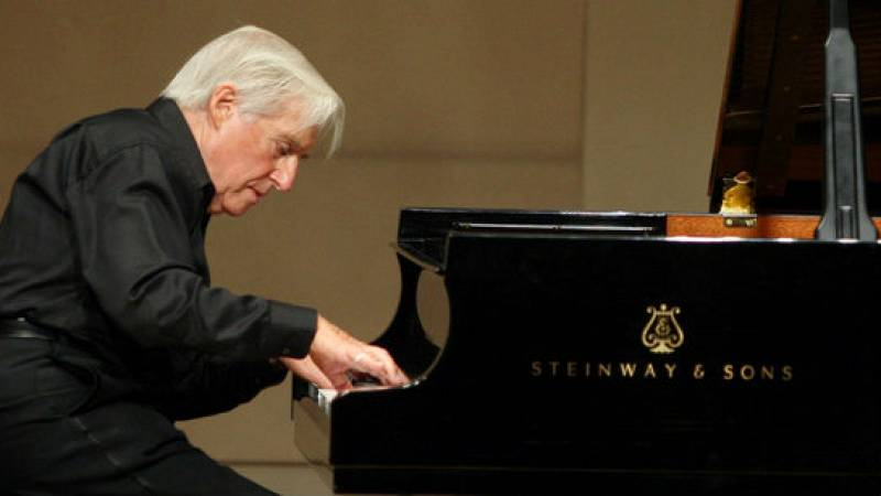 Pianistas españoles - Joaquín Achúcarro - 30/06/16 - escuchar ahora