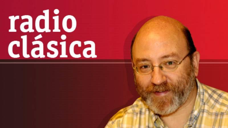 """El fantasma de la ópera - HAENDEL: """"Jephtha"""" - 02/07/16 - escuchar ahora"""