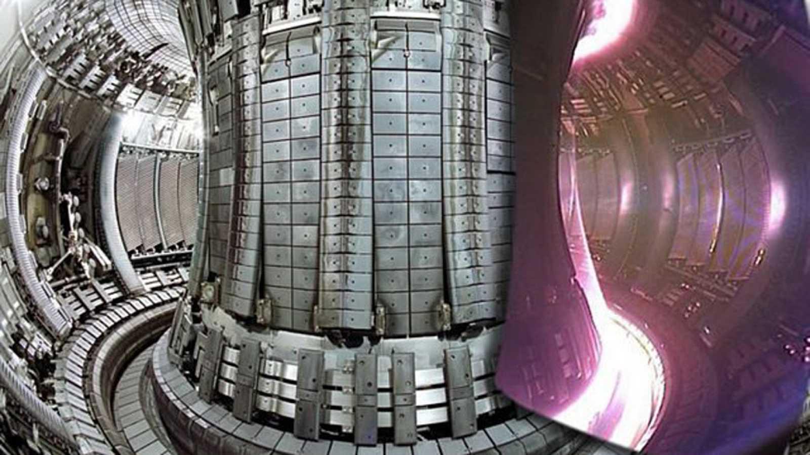 A hombros de gigantes - Reactor ITER: Reproducir en la Tierra la energía de las estrellas