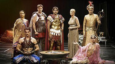 La sala - Alejandro Magno y el teatro bajo las estrellas - 09/07/16 - escuchar ahora