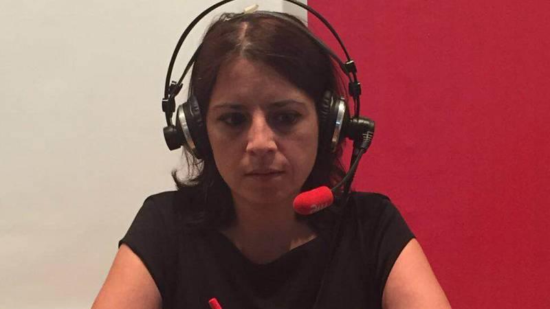 """Las mañanas de RNE - Adriana Lastra: """"Hoy más que nunca la República Francesa representa la libertad"""" - Escuchar ahora"""