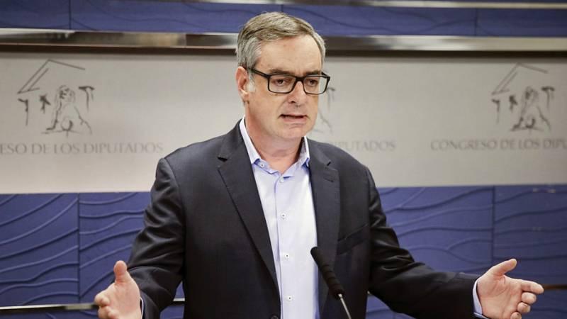 """Las mañanas de RNE - José Manuel Villegas: """"La negociación de la Mesa no va a influir en la de la investidura de Mariano Rajoy"""" - Escuchar ahora"""
