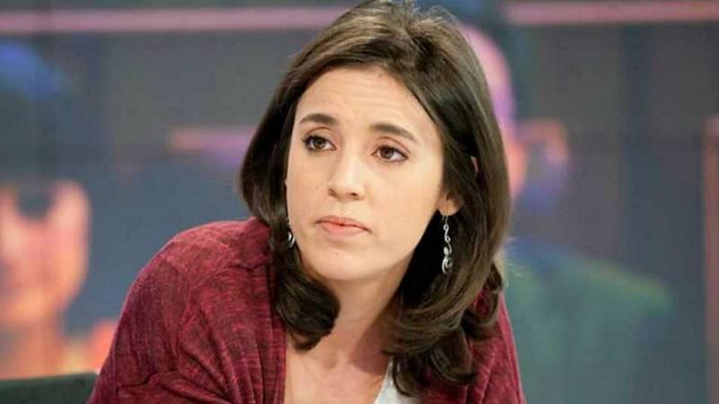 """Las mañanas de RNE - Irene Montero: """"La presidencia de Xavier Domènech sería un bonito gesto hacia la plurinacionalidad del país"""" - Escuchar ahora"""