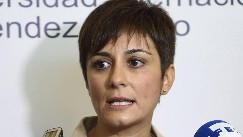 Las mañanas de RNE - Isabel Rodríguez (PSOE) confía en que Patxi López repita como presidente del Congreso - Escuchar ahora