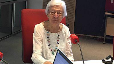 Las mañanas de RNE - 'La felicidad en blíster', I Premio de Narrativa Carmen Martín Gaite - Escuchar ahora