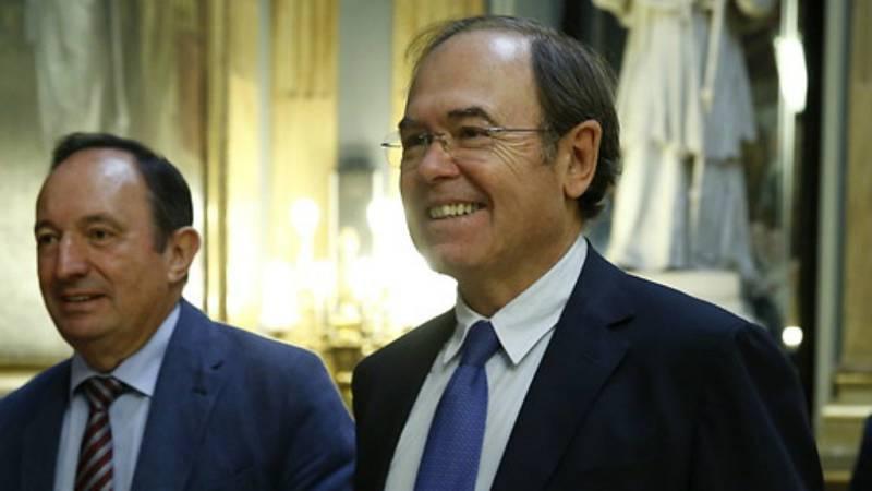 Las mañanas de RNE - Pío García-Escudero, presidente del Senado - Escuchar ahora