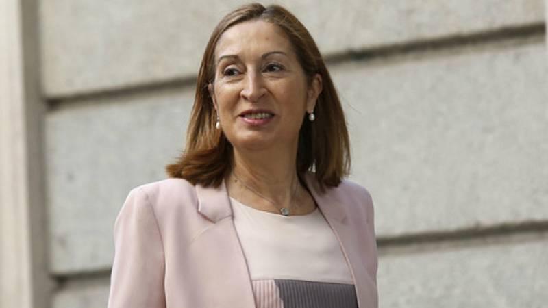 Las mañanas de RNE - Ana Pastor, presidenta del Congreso de los Diputados - Escuchar ahora