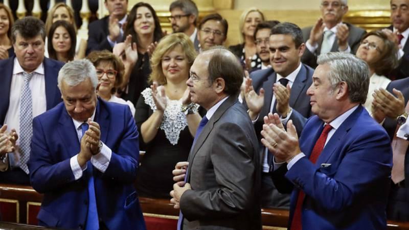 Diario de las 2 - Pío García-Escudero, presidente del Senado - Escuchar ahora