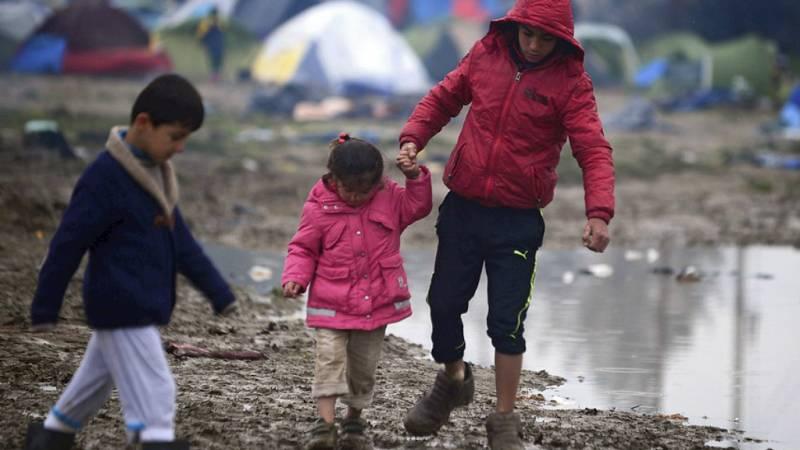 Radio 5 Actualidad - Los niños refugiados, los que más sufren - Escuchar ahora