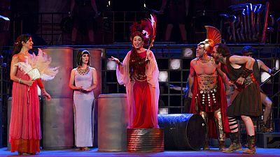 Las mañanas de RNE - 'Los hilos de Vulcano', sobre las tablas del Teatro romano de Mérida - Escuchar ahora