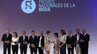Marca tendencia - Premios Nacionales de la Moda - Escuchar ahora