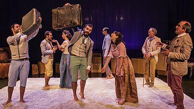 Las mañanas de RNE - Venezia Teatro nos cuenta 'Los desvaríos del veraneo' - Escuchar ahora